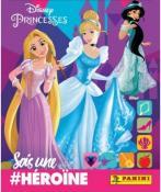 6 пакетиков наклеек Panini Disney PRINCESS 'BORN TO EXPLORE'