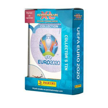 """Блистер Panini - Adrenalyn XL """"EURO 2020"""" (2 бустера в подарочной упаковке)"""